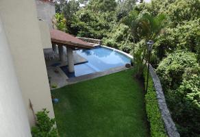 Foto de departamento en venta en  , lomas de ahuatlán, cuernavaca, morelos, 11400425 No. 01