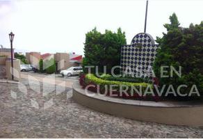 Foto de casa en venta en  , lomas de ahuatlán, cuernavaca, morelos, 19137516 No. 01