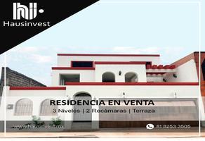 Foto de casa en venta en  , lomas de anáhuac, monterrey, nuevo león, 17866398 No. 01
