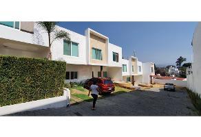 Foto de casa en condominio en venta en  , lomas de atzingo, cuernavaca, morelos, 12212805 No. 01
