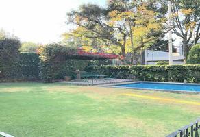 Foto de terreno habitacional en venta en  , lomas de chapultepec vii sección, miguel hidalgo, df / cdmx, 20326671 No. 01