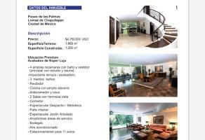 Foto de casa en venta en lomas de chapultepec , lomas de chapultepec ii sección, miguel hidalgo, distrito federal, 0 No. 01