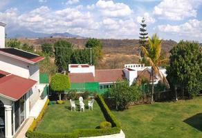 Foto de terreno habitacional en venta en  , lomas de cocoyoc, atlatlahucan, morelos, 17834548 No. 01