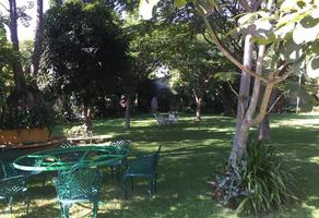 Foto de casa en renta en  , lomas de cortes, cuernavaca, morelos, 11575975 No. 01