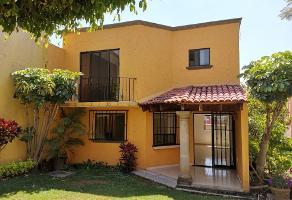 Foto de casa en condominio en venta en  , lomas de cortes, cuernavaca, morelos, 12487471 No. 01