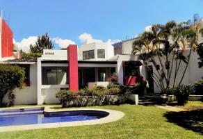 Foto de casa en venta en  , lomas de cortes, cuernavaca, morelos, 13778632 No. 01