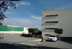 Foto de departamento en renta en  , lomas de cortes, cuernavaca, morelos, 0 No. 01