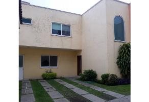 Foto de casa en condominio en renta en  , lomas de cortes, cuernavaca, morelos, 9330164 No. 01