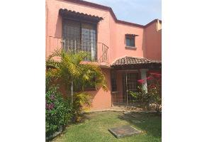 Foto de casa en condominio en venta en  , lomas de cortes, cuernavaca, morelos, 9331007 No. 01