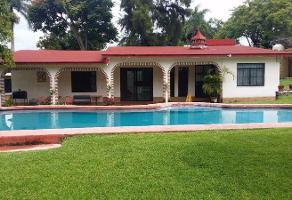 Foto de casa en renta en  , lomas de cuernavaca, temixco, morelos, 11544673 No. 01