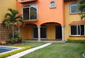 Foto de casa en condominio en venta en  , lomas de cuernavaca, temixco, morelos, 18101021 No. 01