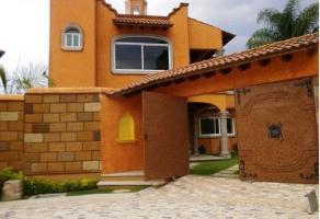 Foto de casa en venta en  , lomas de cuernavaca, temixco, morelos, 6897604 No. 01