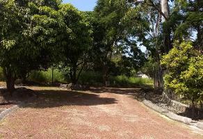 Foto de terreno habitacional en venta en  , lomas de jiutepec, jiutepec, morelos, 11712170 No. 01