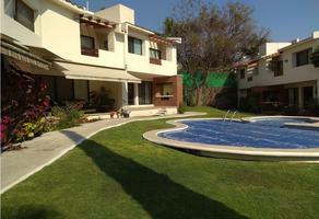 Foto de casa en condominio en renta en  , lomas de la selva, cuernavaca, morelos, 18102953 No. 01