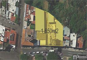 Foto de terreno comercial en renta en  , lomas de la selva, cuernavaca, morelos, 18595587 No. 01