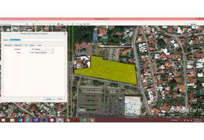 Foto de terreno habitacional en venta en  , lomas de la selva, cuernavaca, morelos, 0 No. 01