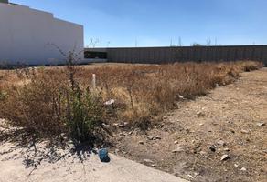 Foto de terreno habitacional en venta en lomas de la vista , residencial el refugio, querétaro, querétaro, 13828425 No. 01