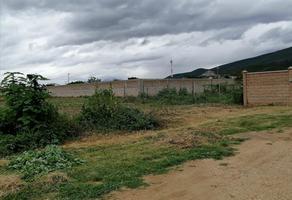 Foto de terreno habitacional en venta en  , lomas de las axucenas, tlalixtac de cabrera, oaxaca, 0 No. 01