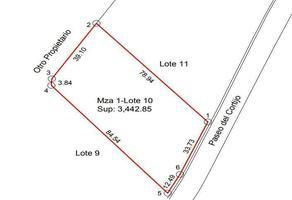 Foto de terreno habitacional en venta en  , lomas de lourdes, saltillo, coahuila de zaragoza, 11710514 No. 01