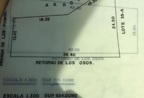 Foto de terreno habitacional en venta en  , lomas de lourdes, saltillo, coahuila de zaragoza, 7772255 No. 01