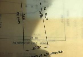 Foto de terreno habitacional en venta en  , lomas de lourdes, saltillo, coahuila de zaragoza, 7772275 No. 01