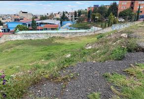 Foto de terreno comercial en venta en  , lomas de monte maría, atizapán de zaragoza, méxico, 14595422 No. 01