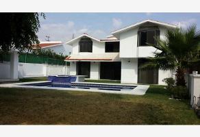 Foto de casa en venta en  , lomas de oaxtepec, yautepec, morelos, 12124200 No. 01
