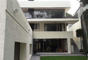 Foto de casa en renta en  , lomas de reforma, miguel hidalgo, distrito federal, 0 No. 01