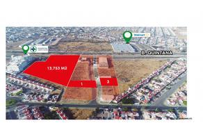 Foto de terreno comercial en venta en  , lomas de san ángel, querétaro, querétaro, 13375355 No. 01