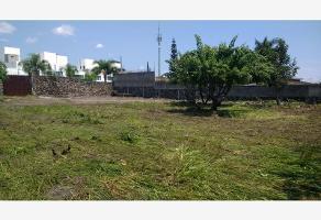 Foto de terreno habitacional en venta en  , lomas de san antón, cuernavaca, morelos, 12653573 No. 01