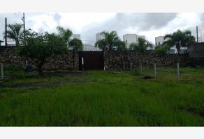 Foto de terreno habitacional en venta en  , lomas de san antón, cuernavaca, morelos, 12783977 No. 01