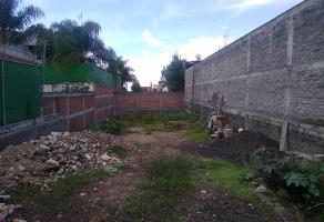 Foto de terreno habitacional en venta en  , lomas de santa maria, morelia, michoacán de ocampo, 0 No. 01