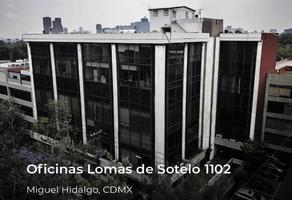 Foto de oficina en renta en lomas de sotelo 1102 , lomas hermosa, miguel hidalgo, df / cdmx, 14971700 No. 01