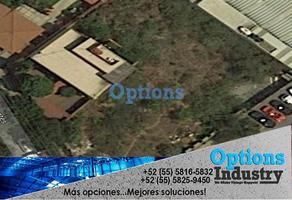 Foto de terreno comercial en venta en  , lomas de tecamachalco, naucalpan de juárez, méxico, 18137718 No. 01