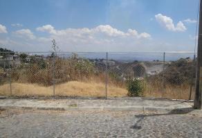 Foto de terreno habitacional en venta en  , lomas de tetela, cuernavaca, morelos, 10868725 No. 01