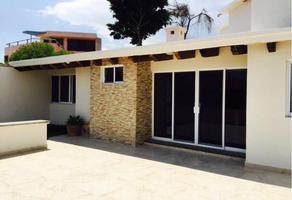 Foto de casa en venta en lomas de tetela , lomas de tetela, cuernavaca, morelos, 0 No. 01