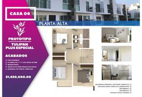 Foto de casa en condominio en venta en  , lomas de trujillo, emiliano zapata, morelos, 16453703 No. 01