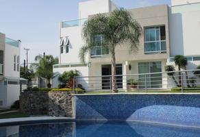 Foto de casa en renta en  , lomas de trujillo, emiliano zapata, morelos, 6894635 No. 01