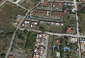 Foto de terreno habitacional en venta en lomas de trujillo , lomas de trujillo, emiliano zapata, morelos, 0 No. 01