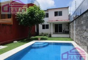 Foto de casa en venta en  , lomas de zompantle, cuernavaca, morelos, 15857430 No. 01