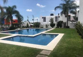 Foto de casa en venta en  , lomas de zompantle, cuernavaca, morelos, 20098475 No. 01