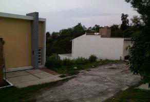Foto de terreno habitacional en venta en  , lomas de zompantle, cuernavaca, morelos, 7013946 No. 01