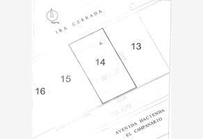 Foto de terreno habitacional en venta en lomas del campanario 1, lomas del campanario ii, querétaro, querétaro, 10085197 No. 01