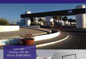 Foto de terreno habitacional en venta en  , lomas del campanario ii, querétaro, querétaro, 13632778 No. 01