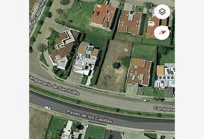 Foto de terreno habitacional en venta en  , lomas del campanario iii, querétaro, querétaro, 10125367 No. 01