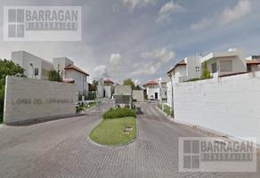 Foto de terreno habitacional en venta en  , lomas del campanario iii, querétaro, querétaro, 17063467 No. 01