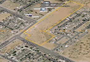 Foto de terreno habitacional en venta en  , lomas del desierto, juárez, chihuahua, 13826051 No. 01