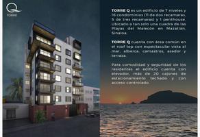Foto de departamento en venta en  , lomas del mar, mazatlán, sinaloa, 0 No. 01