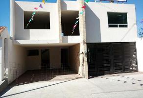 Foto de casa en venta en  , lomas del mármol, puebla, puebla, 11241554 No. 01