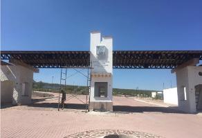 Foto de terreno habitacional en venta en  , lomas del marqués 1 y 2 etapa, querétaro, querétaro, 12326811 No. 01